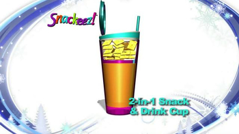 Snackeez TV Spot, 'Holiday Cheer' - Thumbnail 4