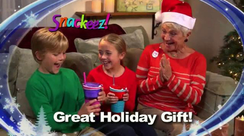 Snackeez TV Spot, 'Holiday Cheer'