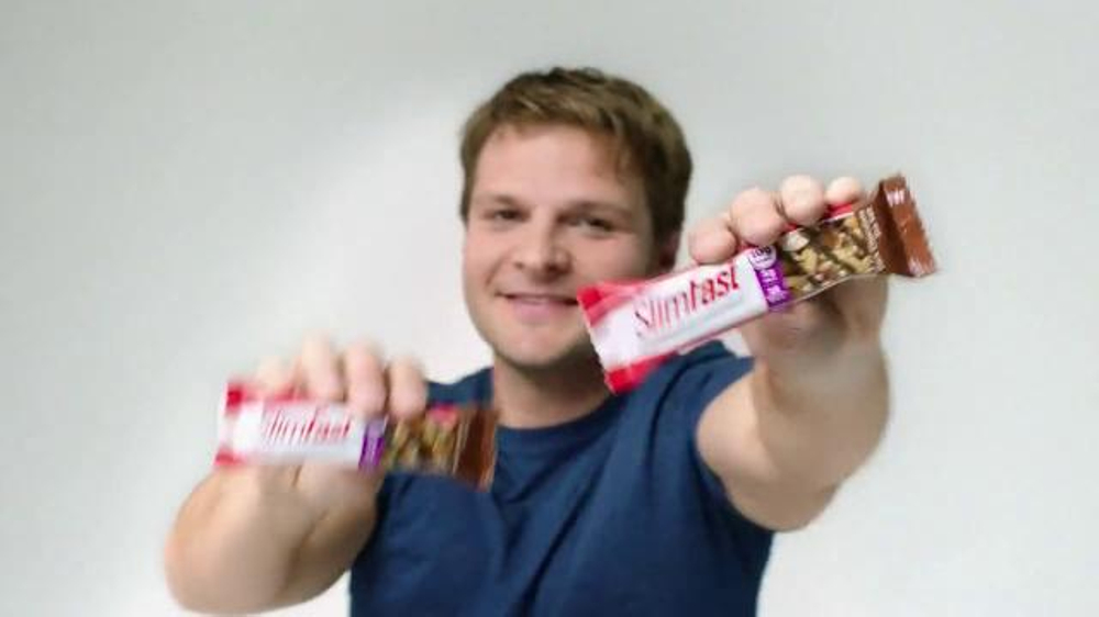 SlimFast Advanced Bars TV Commercial, 'New Flavors' Song by The Isley Brothers