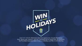 Best Buy TV Spot, 'Win the Holidays: Winner's Circle' - Thumbnail 9