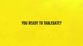 Buffalo Wild Wings TV Spot, 'Tablegate' - Thumbnail 1