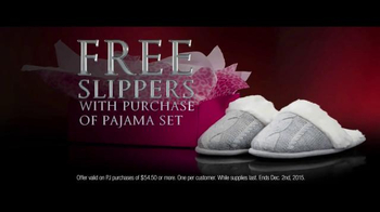 Victoria's Secret TV Spot, 'Free Gift: Slippers' - Thumbnail 5