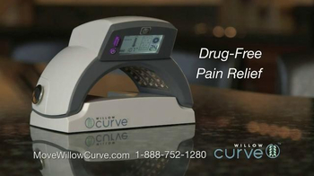 Willow Curve TV Spot, 'Relieve Leg Pain' Featuring Chuck Woolery - 51 commercial airings