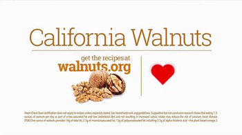 California Walnuts TV Spot, 'Simple Stir-Fry' - Thumbnail 10