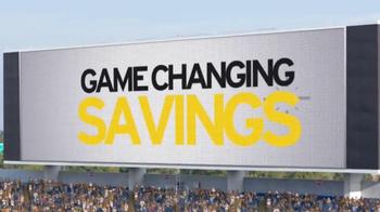 AutoNation Ford Sales Drive TV Spot, 'Game Changing Savings' - Thumbnail 3