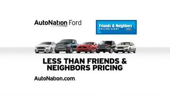 AutoNation Ford Sales Drive TV Spot, 'Game Changing Savings' - Thumbnail 4