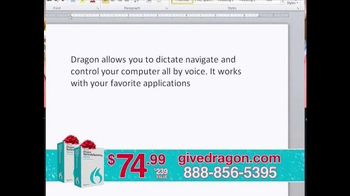 Nuance Dragon NaturallySpeaking 13 Home TV Spot, 'Holiday Bundle' - Thumbnail 4