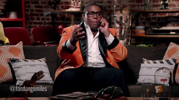 Fandango TV Spot, 'Miles Mouvay: Mama's Boy' Featuring Kenan Thompson - Thumbnail 2