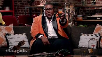 Fandango TV Spot, 'Miles Mouvay: Mama's Boy' Featuring Kenan Thompson - 19 commercial airings