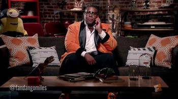 Fandango TV Spot, 'Miles Mouvay: Mama's Boy' Featuring Kenan Thompson - Thumbnail 4