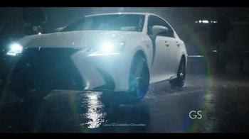 Lexus TV Spot, 'Conquer the Weather' [T1] - Thumbnail 2