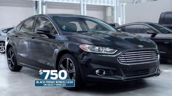 Ford Black Friday Pricing Event TV Spot, 'Inside Deal: Escape' - Thumbnail 2
