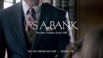 JoS. A. Bank Pre-Thanksgiving Sale TV Spot, 'A Smart Look' - Thumbnail 10