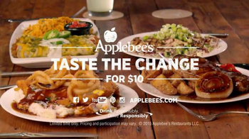 Applebee's Taste the Change TV Spot, 'Taste the Change for $10' - Thumbnail 10
