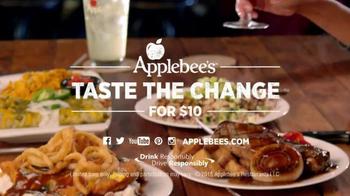 Applebee's Taste the Change TV Spot, 'Taste the Change for $10' - Thumbnail 9
