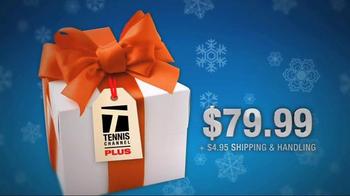 Tennis Channel Plus TV Spot, 'Gift Subscription' - Thumbnail 4