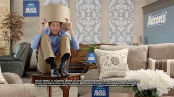 Aaron's 7 Days of Black Friday Sale TV Spot, 'Hiding' - Thumbnail 3