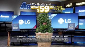 Aaron's 7 Days of Black Friday Sale TV Spot, 'Hiding' - Thumbnail 5