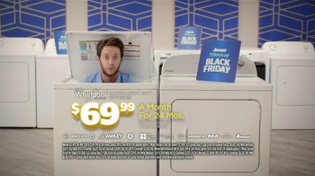 Aaron's 7 Days of Black Friday Sale TV Spot, 'Hiding' - Thumbnail 6