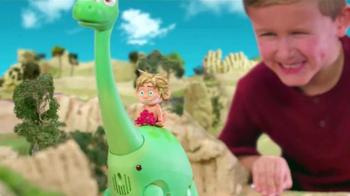 Disney Pixar The Good Dinosaur Ultimate Figures TV Spot, 'Talking'
