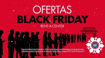 Rent-A-Center Ofertas Black de Friday TV Spot, 'A levantarse' [Spanish] - Thumbnail 2