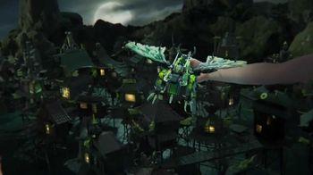 LEGO Ninjago TV Spot, 'Destiny's Bounty vs. The Ghost Dragon'