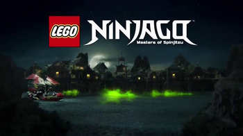 LEGO Ninjago TV Spot, 'Destiny's Bounty vs. The Ghost Dragon' - Thumbnail 1