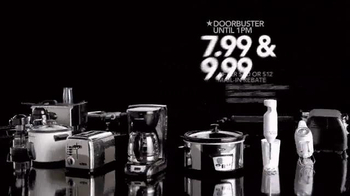 Macy's Black Friday Sale TV Spot, 'Thanksgiving Doorbusters' - Thumbnail 4