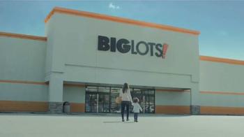 Big Lots TV Spot, 'Celebra con ofertas grandes' [Spanish] - Thumbnail 1