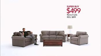 Macy's Black Friday Sale TV Spot, 'Furniture and Mattress Super Buys' - Thumbnail 2