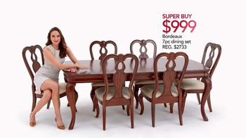 Macy's Black Friday Sale TV Spot, 'Furniture and Mattress Super Buys' - Thumbnail 4