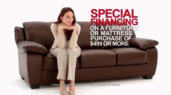 Macy's Black Friday Sale TV Spot, 'Furniture and Mattress Super Buys' - Thumbnail 6
