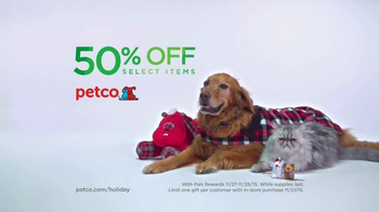 PETCO Black Friday Sale TV Spot, 'Riley's Sweater' - Thumbnail 7