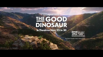 Wyoming Tourism TV Spot, 'The Good Dinosaur' - Thumbnail 4