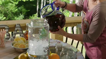 Canada Dry TV Spot, 'Tea With Ginger Ale' - Thumbnail 6
