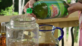 Canada Dry TV Spot, 'Tea With Ginger Ale' - Thumbnail 7