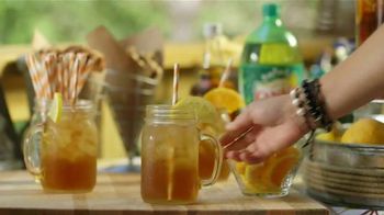 Canada Dry TV Spot, 'Tea With Ginger Ale' - Thumbnail 8