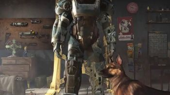 Fallout 4 TV Spot, 'Launch Trailer' - Thumbnail 5