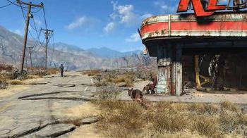 Fallout 4 TV Spot, 'Launch Trailer' - Thumbnail 6