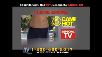 Hot Shapers Cami Hot TV Spot, 'Gorditos en el cuerpo' [Spanish] - Thumbnail 9