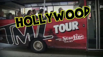 TMZ Celebrity Tour TV Spot, 'Thanksgiving Tour' - Thumbnail 3