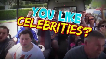 TMZ Celebrity Tour TV Spot, 'Thanksgiving Tour' - Thumbnail 4