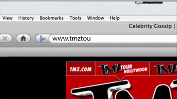 TMZ Celebrity Tour TV Spot, 'Thanksgiving Tour' - Thumbnail 8