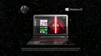 Hewlett-Packard Star Wars Notebook TV Spot, 'Reinvent Romance With R2-D2' - Thumbnail 8