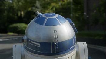 Hewlett-Packard Star Wars Notebook TV Spot, 'Reinvent Romance With R2-D2' - Thumbnail 3