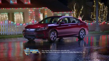 2016 Honda Accord: El Evento Navidades Honda TV Spot, 'Cena' [Spanish] - Thumbnail 6