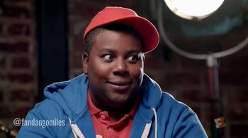 Fandango TV Spot, 'Miles Mouvay: Biggest Movie Fan Ever' Ft. Kenan Thompson - 70 commercial airings