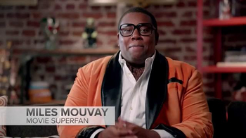 Fandango TV Spot, 'Miles Mouvay: Biggest Movie Fan Ever' Ft. Kenan Thompson - Thumbnail 1