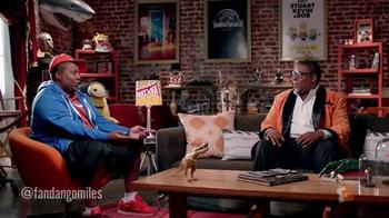 Fandango TV Spot, 'Miles Mouvay: Biggest Movie Fan Ever' Ft. Kenan Thompson - Thumbnail 7