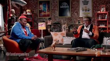 Fandango TV Spot, 'Miles Mouvay: Biggest Movie Fan Ever' Ft. Kenan Thompson - Thumbnail 8